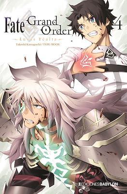 Fate/Grand Order -turas réalta- #4
