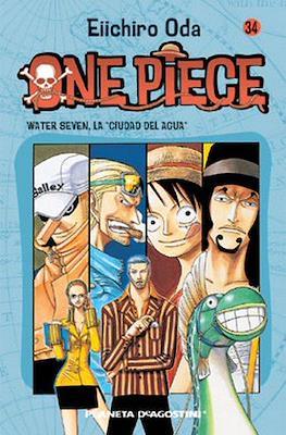 One Piece (Rústica con sobrecubierta) #34