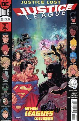 Justice League Vol. 3 (2016-2018) (Comic-book) #40