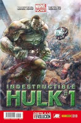 El Increíble Hulk Vol. 2 / Indestructible Hulk / El Alucinante Hulk / El Inmortal Hulk (2012-) (Comic Book) #10