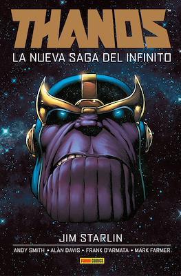 Thanos: La Nueva Saga del Infinito - Marvel Integral (Cartoné 400 pp) #