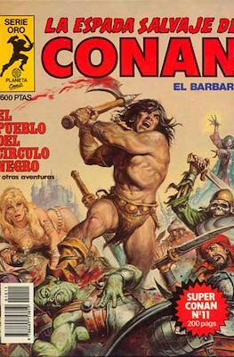 Super Conan. La Espada Salvaje de Conan (Cartoné 1ª Edición.) #11