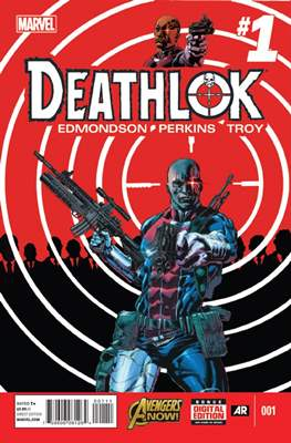 Deathlok Vol. 5 (Comic-Book / Digital) #1