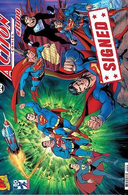 Action Comics Vol. 1 (1938-2011; 2016-... Variant Covers) (Comic Book) #1000.33