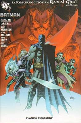 Batman (2007-2012) (Grapa. 48 pp) #16
