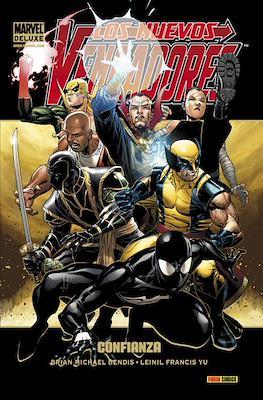 Los Nuevos Vengadores. Marvel Deluxe (Cartoné 164 pp) #7