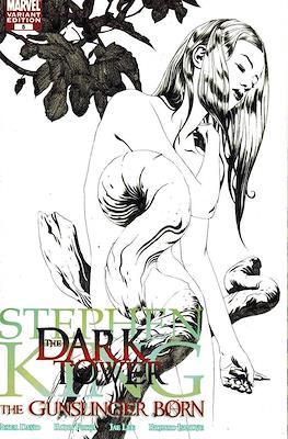 Dark Tower: The Gunslinger Born (Variant Sketch Cover) (Comic Book 40 pp) #5