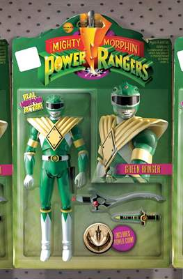 Mighty Morphin Power Rangers (Comic Book) #1.5