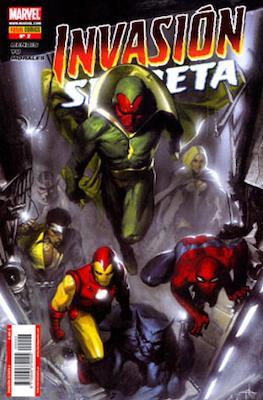 Invasión Secreta (2008-2009) (Grapa) #2