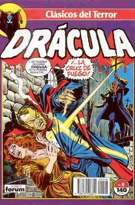Clásicos del Terror: Drácula (1988-1989) (Grapa. 17x26. Color.) #8