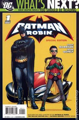 Batman and Robin Special Edition