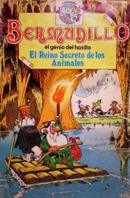 Colección ¡Bravo!. Bermudillo (Grapa) #2