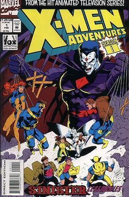 X-Men Adventures Vol. 2 #1