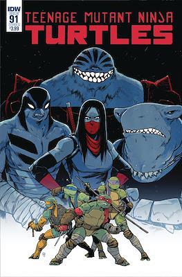 Teenage Mutant Ninja Turtles (2011-...) (Comic-book) #91