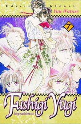 Fushigi Yugi #7