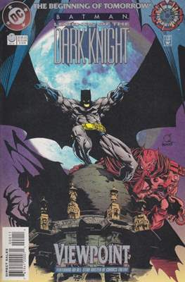 Batman: Legends of the Dark Knight Vol. 1 (1989-2007)