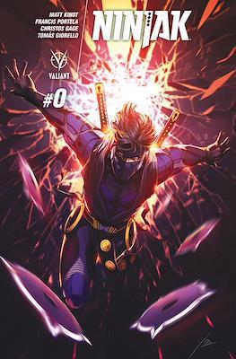 Ninjak(2015) (Comic-book) #0