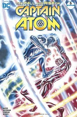 The Fall and Rise of Captain Atom (2017) (Comic-Book) #5