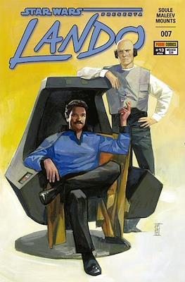 Star Wars Presenta #7
