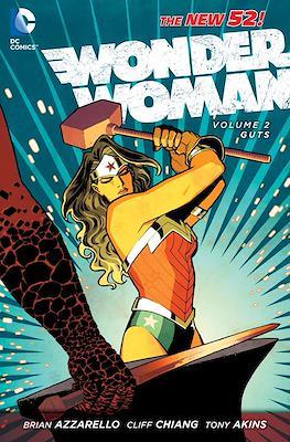 Wonder Woman New 52 Vol. 4 (Hardcover) #2