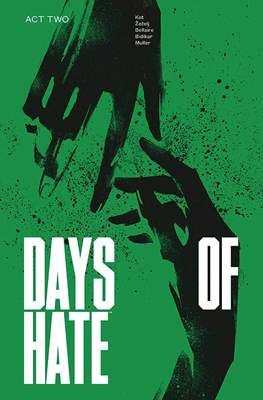 Days of Hate (Softcover) #2