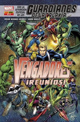 Vengadores ¡Reuníos! (2012-2014) (Grapa 24 pp) #4