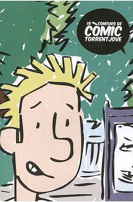 Catàleg Concurs de còmic Torrent Jove