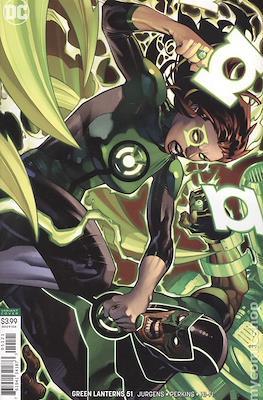 Green Lanterns (Vol. 1 2016-... Variant Covers) #51