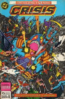 Crisis en Tierras Infinitas (1987) (Grapa. 32 páginas. Color.) #12