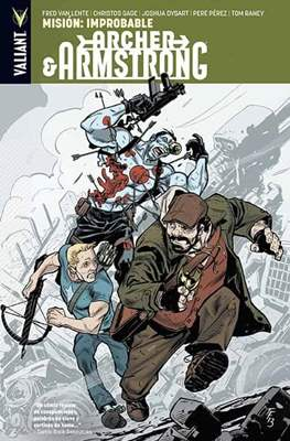 Archer & Armstrong #5