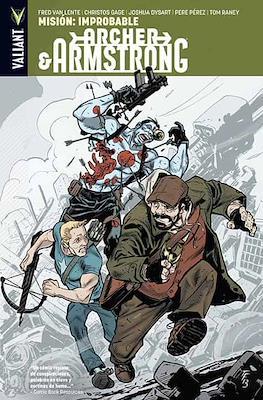 Archer & Armstrong (Rústica 128 pp) #5