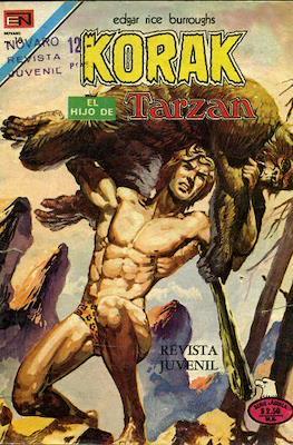 Korak, el hijo de Tarzán (Grapa 36 pp) #45