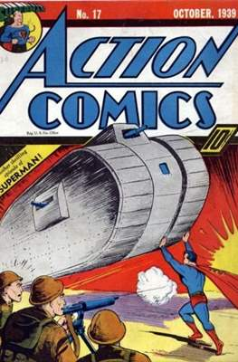 Action Comics Vol. 1 (1938-2011; 2016-) (Comic Book) #17