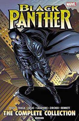 Black Panther The Complete Collection (Softcover) #4