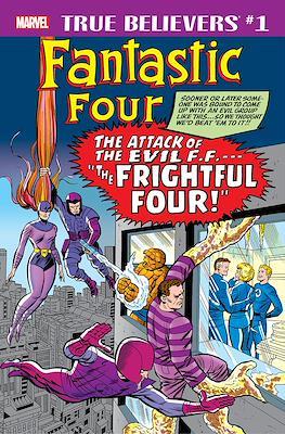 True Believers Fantastic Four Frightful Four #1