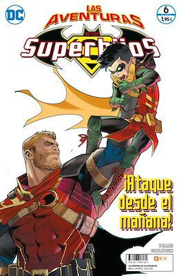 Las aventuras de los Superhijos #6