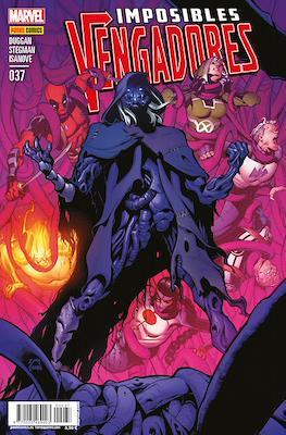 Imposibles Vengadores (2013-2018) (Grapa) #37