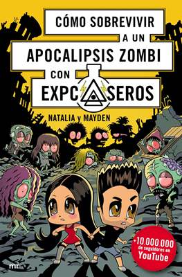 Cómo Sobrevivir a un Apocalipsis Zombi con Expcaseros (Rústica 912 pp) #