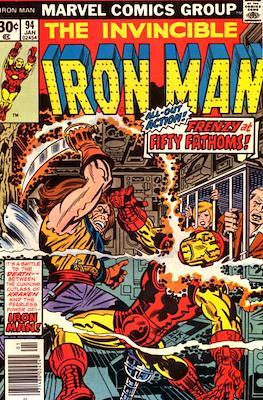 Iron Man Vol. 1 (1968-1996) (Comic book) #94