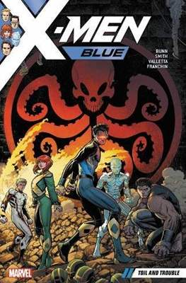 X-Men Blue (TPB Softcover) #2