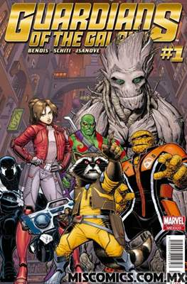Guardians of the Galaxy (2016-2017)
