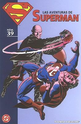 Las aventuras de Superman (2006-2007) (Rústica 96 páginas) #39