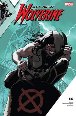 All-New Wolverine (2016-) (Comic book) #32