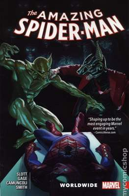 The Amazing Spider-Man: Worldwide #5