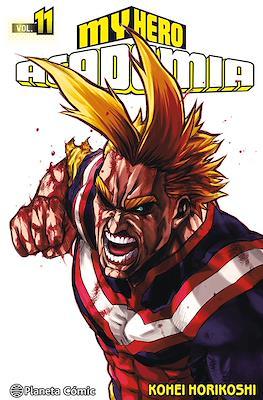 My Hero Academia (Rústica con sobrecubierta) #11