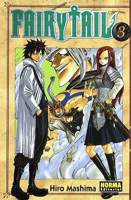Fairy Tail (Rústica) #3