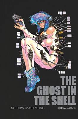 The Ghost in the Shell (Cartoné) #1
