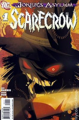 Joker's Asylum Scarecrow