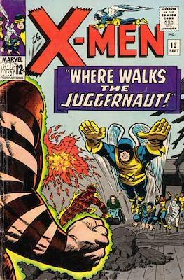 The Uncanny X-Men (1963-2011) (Comic-Book) #13