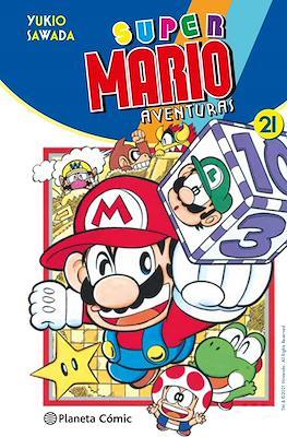 Super Mario Aventuras (Rústica 192 pp) #21